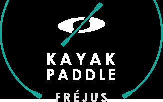 Logo kayak paddle frejus