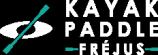 Logo kayak paddle frejus mobile